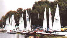 Bala Sailing Club - August Regatta 2000